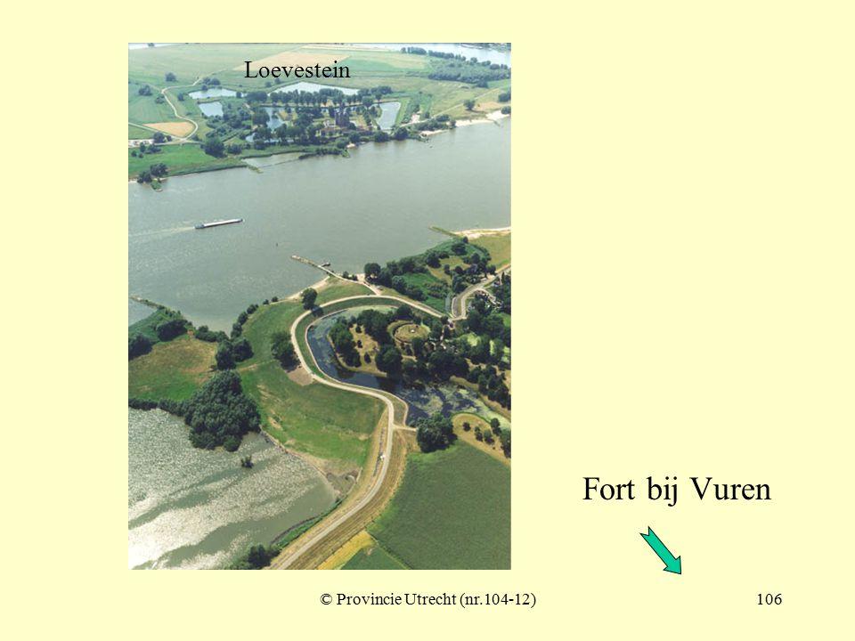 © Provincie Utrecht (nr.104-9)105 A15 ten zuiden van het Lingebos