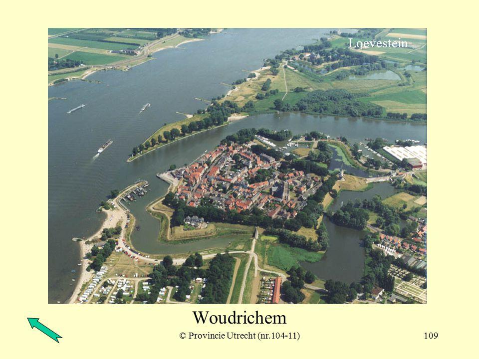© Provincie Utrecht (109-4)108 Gorinchem