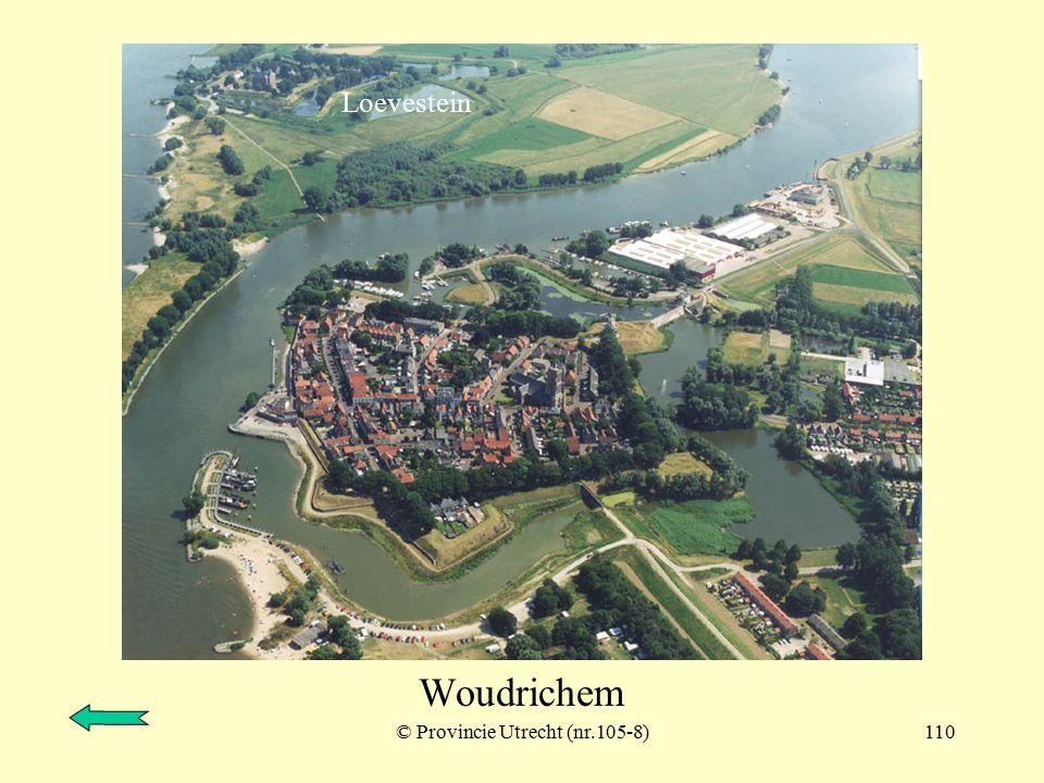 © Provincie Utrecht (nr.104-11)109 Woudrichem Loevestein