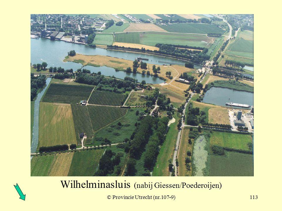 © Provincie Utrecht (nr.107-4)112 Fort bij Giessen