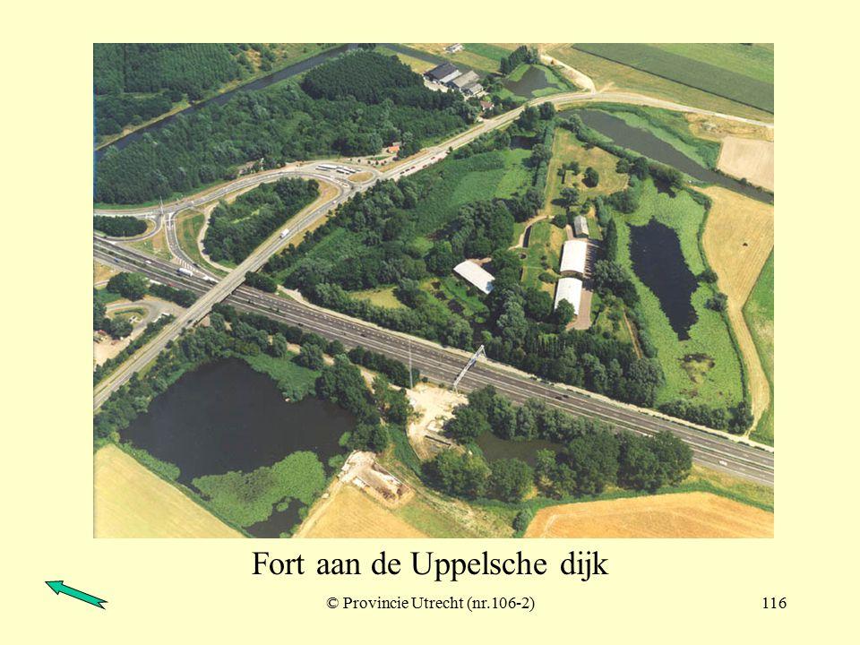© Provincie Utrecht (nr.106-1)115 Betonnen schuilplaatsen (ten oosten van Werkendam)