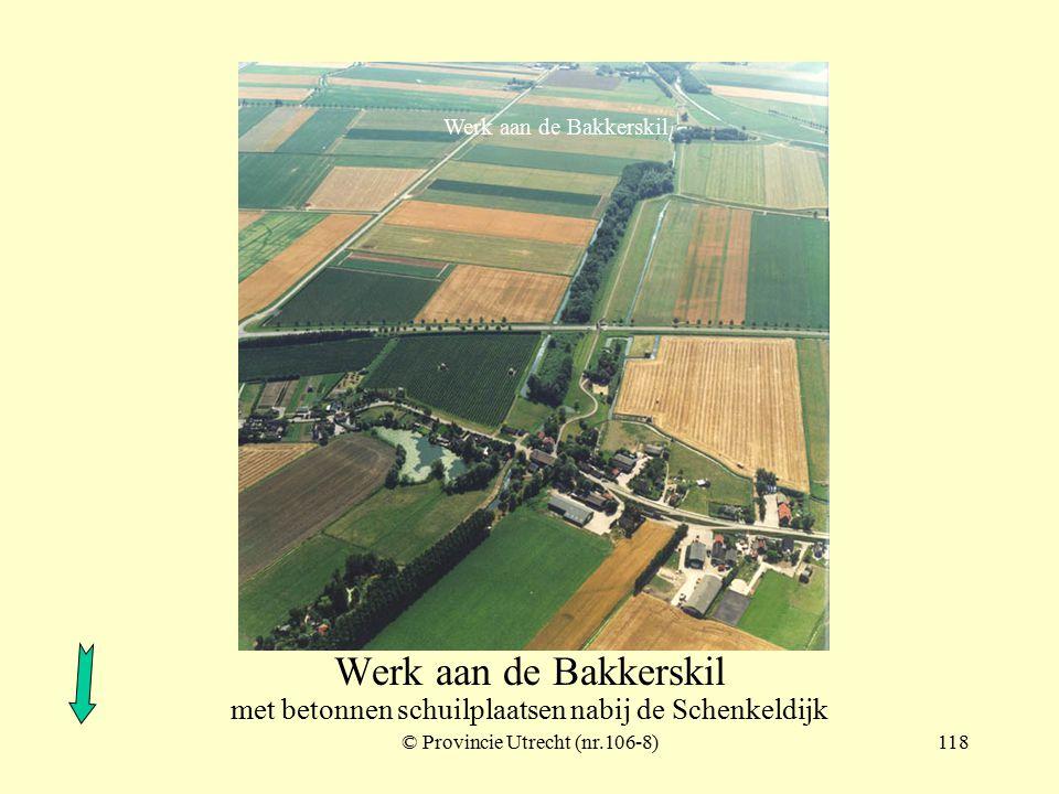 © Provincie Utrecht (nr.106-9)117 Schenkeldijk (zicht vanaf Werkendam)