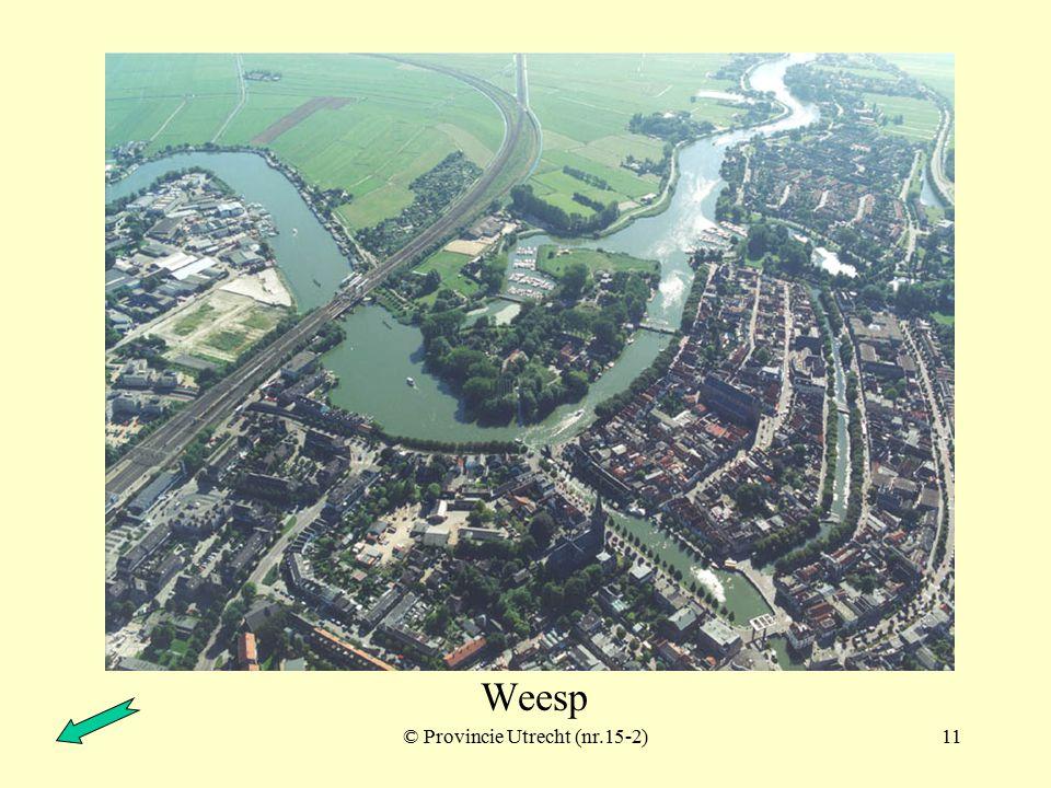 © Provincie Utrecht (nr.16-9)10 Muiderslot en Westbatterij bij Muiden Westbatterij