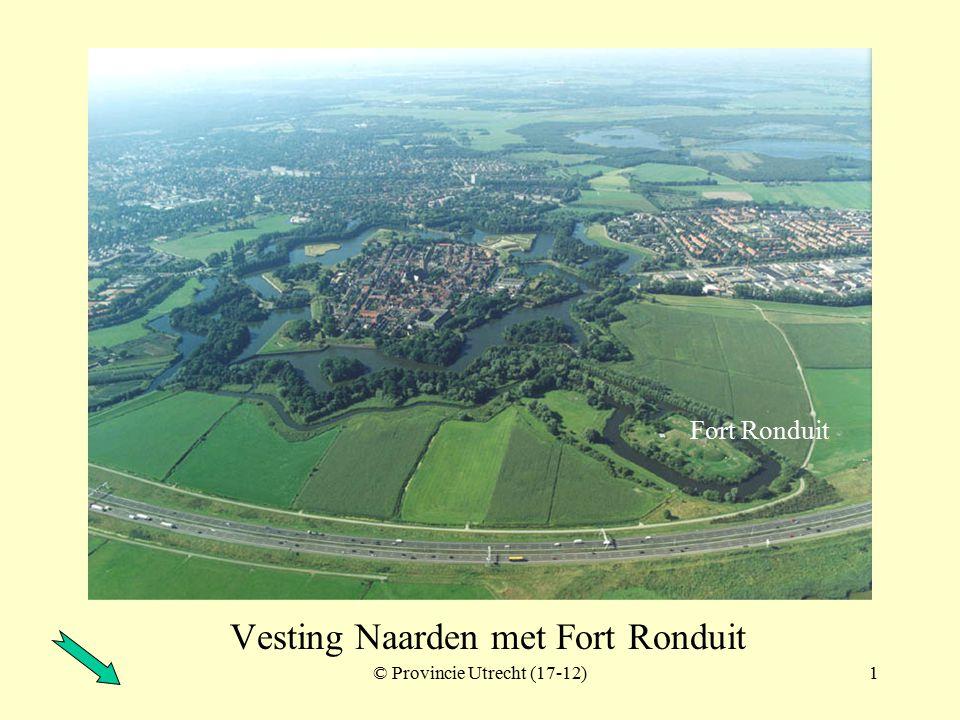 0 Nieuwe Hollandse Waterlinie luchtfoto's (van noord naar zuid) De in deze presentatie opgenomen luchtfoto's zijn - in opdracht van de provincie Utrec