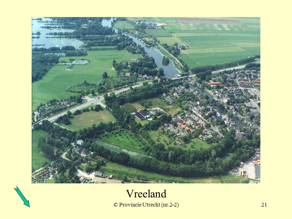 © Provincie Utrecht (nr.1-11)20 Fort Kijkuit ook wel: Redoute op de Kortenhoefse Zuwe
