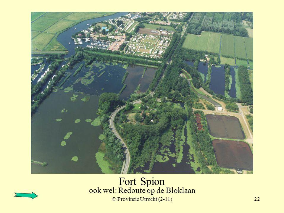 © Provincie Utrecht (nr.2-2)21 Vreeland