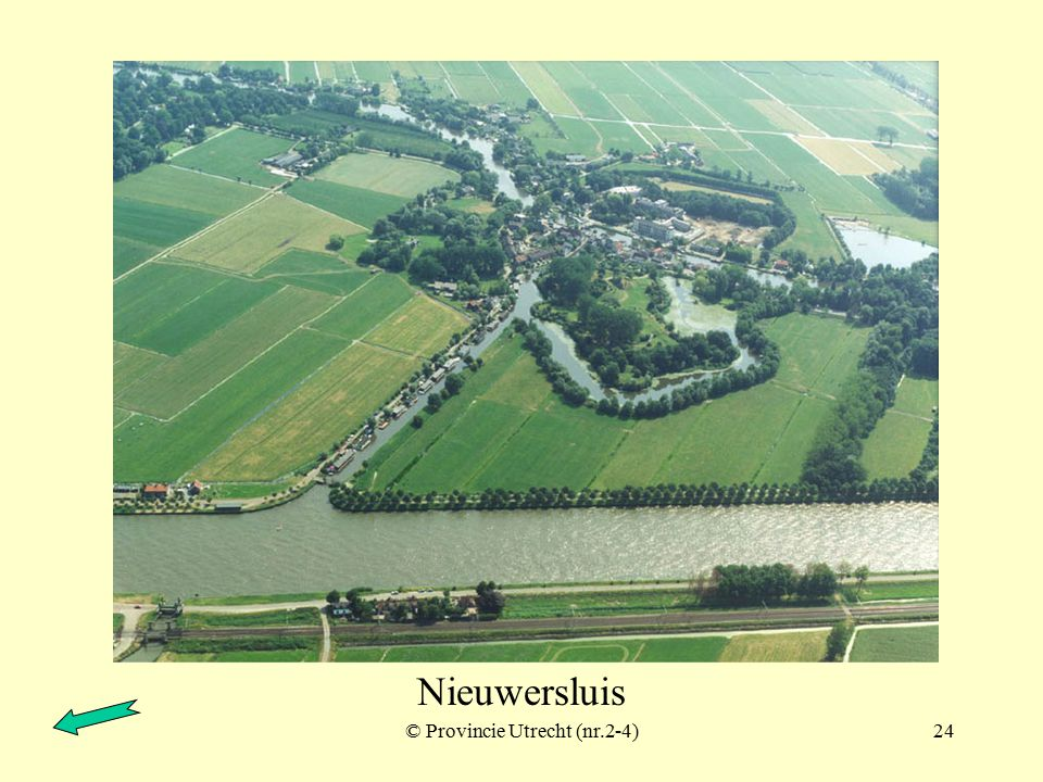 © Provincie Utrecht (nr.11-6)23 Fort Spion