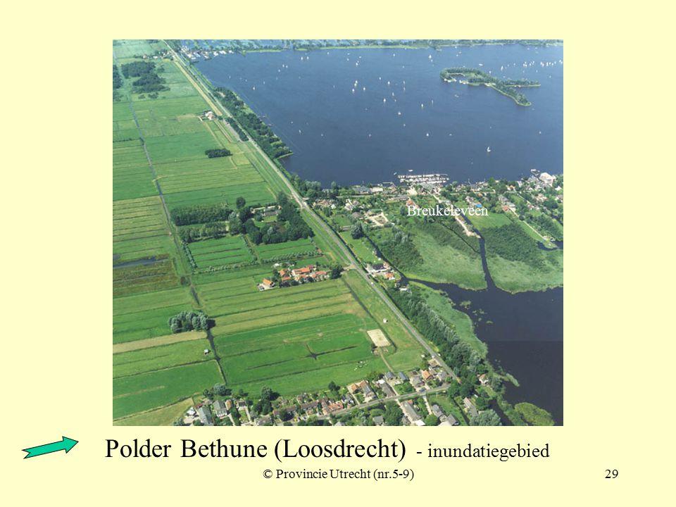 © Provincie Utrecht (nr.4-9)28 Fort Tienhoven