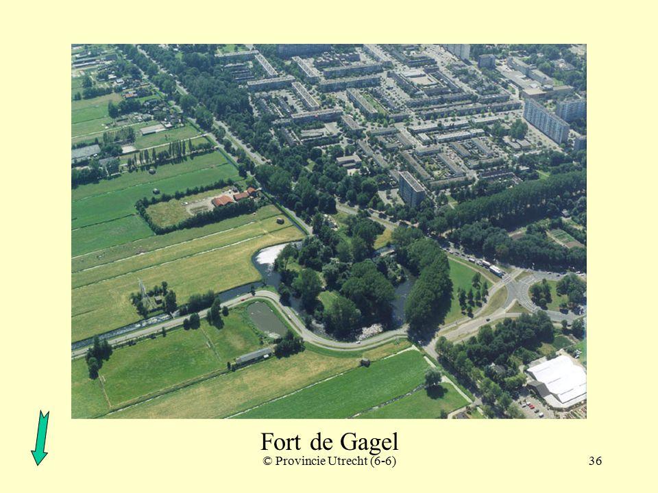 © Provincie Utrecht (nr.97014-5)35 Fort aan de Klop