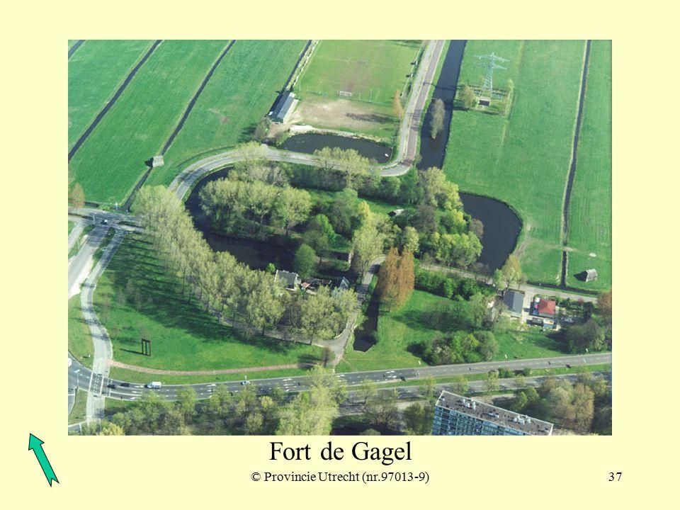 © Provincie Utrecht (6-6)36 Fort de Gagel