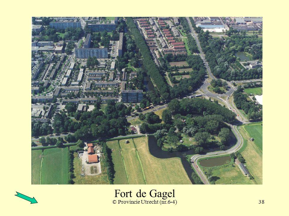 © Provincie Utrecht (nr.97013-9)37 Fort de Gagel