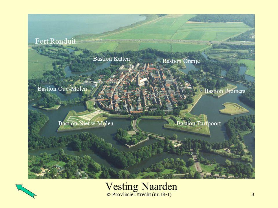 © Provincie Utrecht (17-11)2 Vesting Naarden
