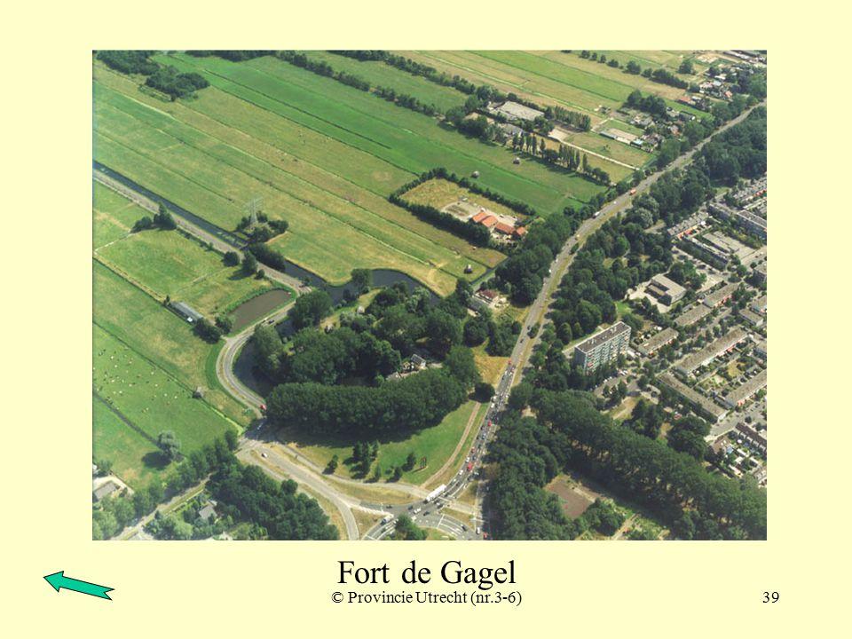 © Provincie Utrecht (nr.6-4)38 Fort de Gagel