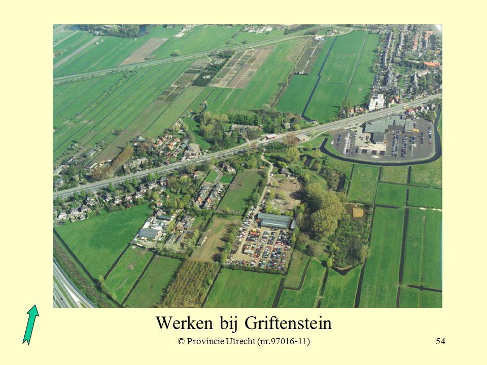 © Provincie Utrecht (nr.97016-4)53 Fort Voordorp