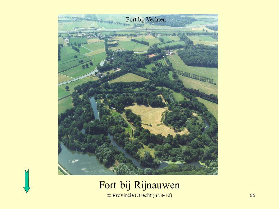 © Provincie Utrecht (nr.97022-9)65 Lunetten III en IV op de Houtense Vlakte III IV