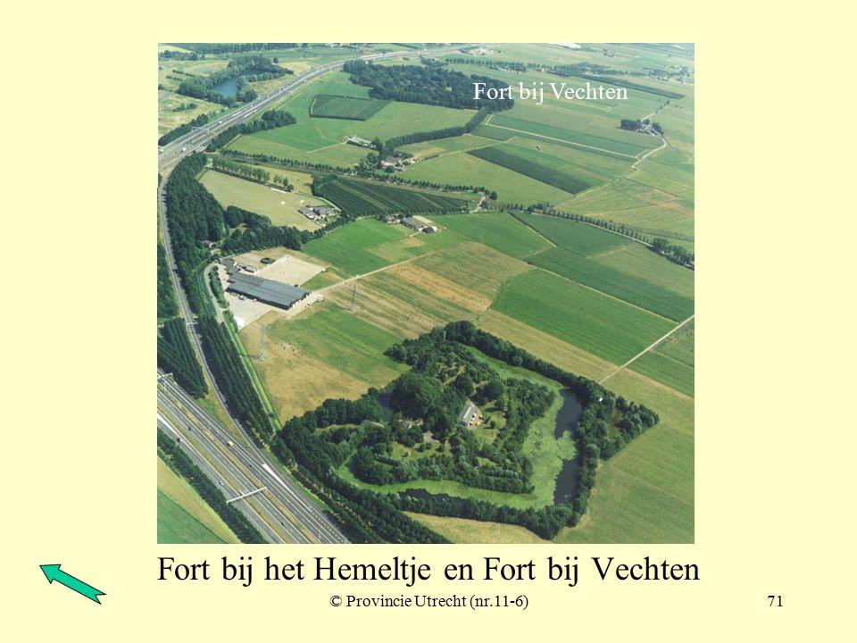 © Provincie Utrecht (97019-6)70 Fort bij Vechten