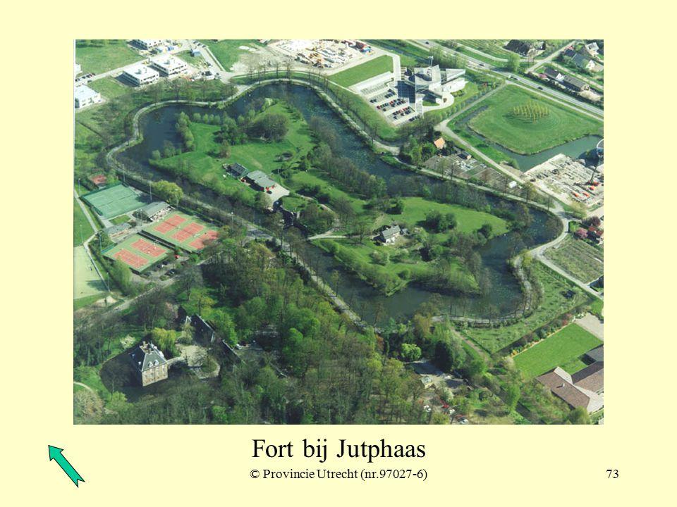 © Provincie Utrecht (nr.11-8)72 Fort bij het Hemeltje