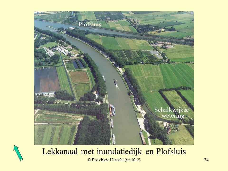 © Provincie Utrecht (nr.97027-6)73 Fort bij Jutphaas
