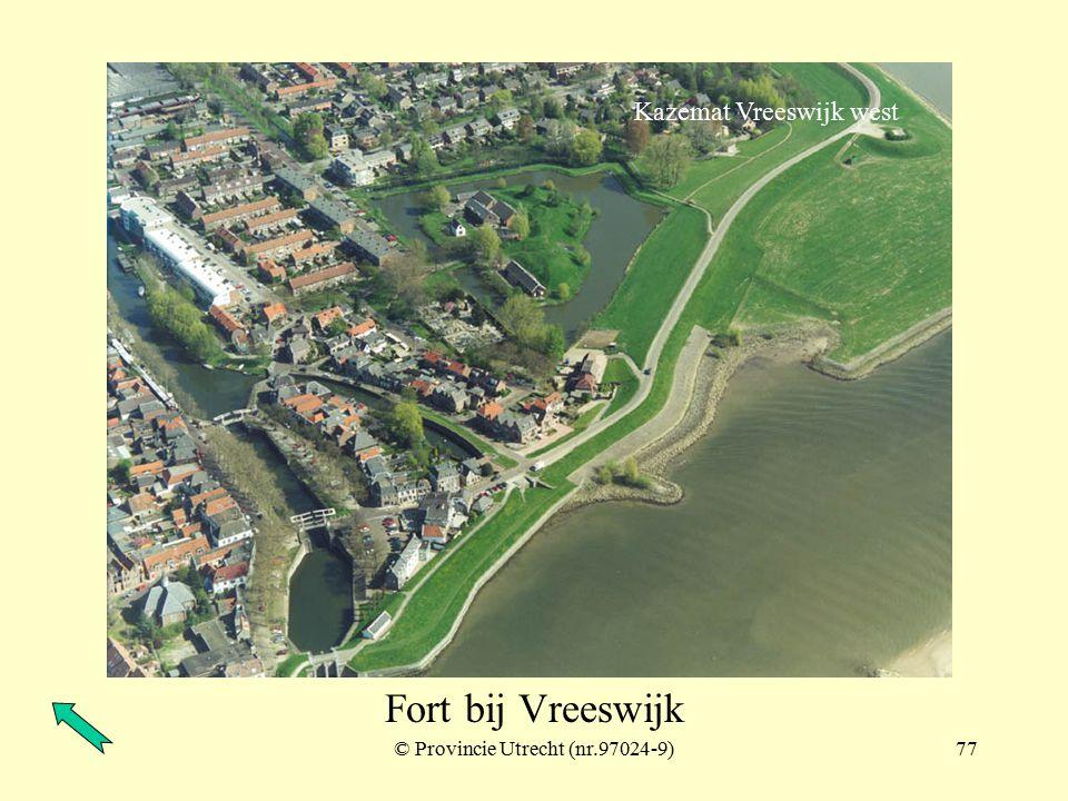 © Provincie Utrecht (nr.10-9)76 Lekkanaal met sluis van de Schalkwijkse wetering Prinses Beatrixsluis Schalkwijkse wetering