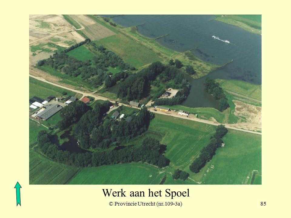 © Provincie Utrecht (nr.101-5)84 Fort bij Everdingen Diefdijk