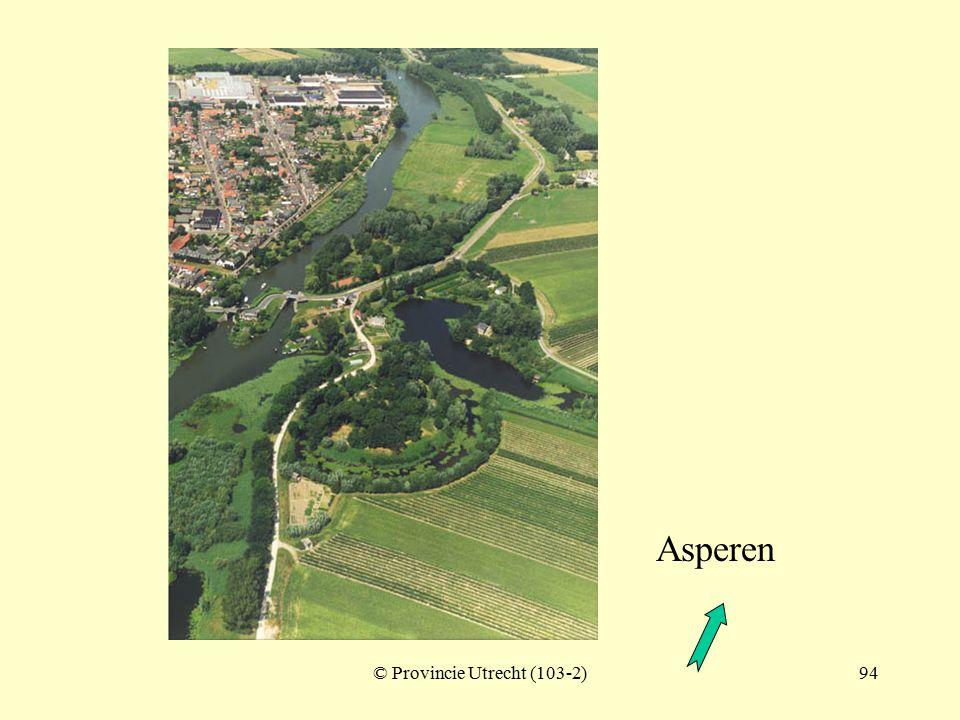 © Provincie Utrecht (nr.102-11)93 Aansluiting Diefdijk - Linge Diefdijk