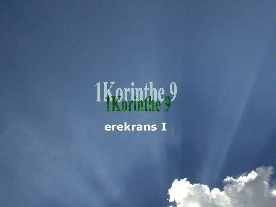 erekrans I