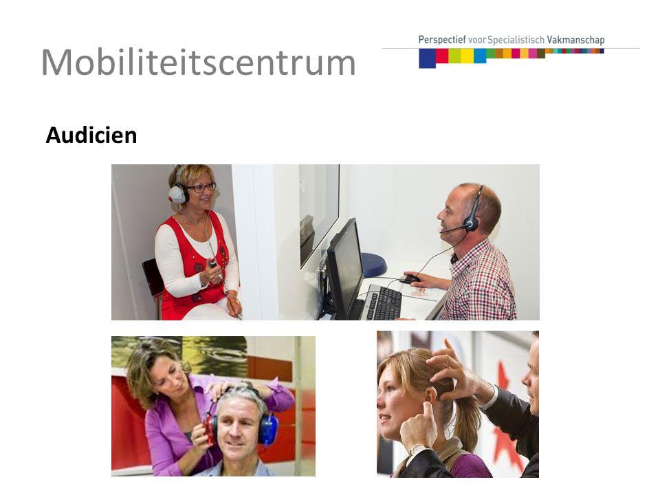 Mobiliteitscentrum Audicien