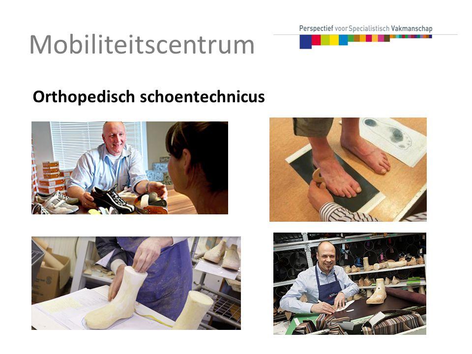 Mobiliteitscentrum Orthopedisch schoentechnicus