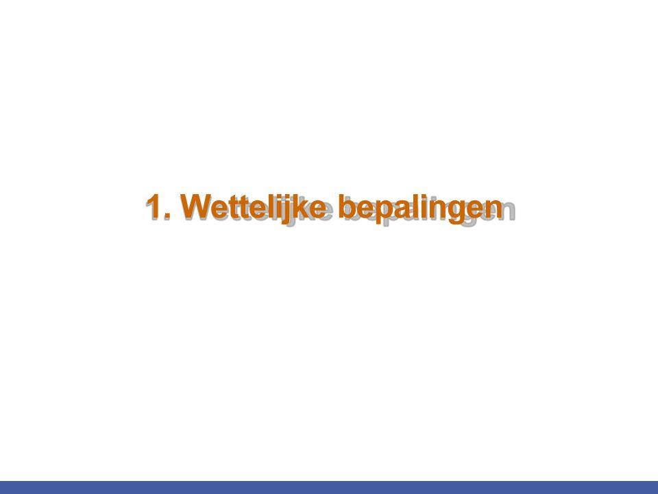  PAPA informeert werkgever en verzoeker over – Feit dat een verzoek met hoofdzakelijk collectief karakter werd ingediend – Wijze van behandeling van het verzoek – De datum waarop de werkgever een beslissing moet treffen over het gevolg dat hij geeft aan het verzoek – De risicosituatie beschreven door de verzoeker (enkel werkgever) – Identiteit verzoeker NIET meedelen aan werkgever Verzoek met hoofdzakelijk collectief karakter (1)