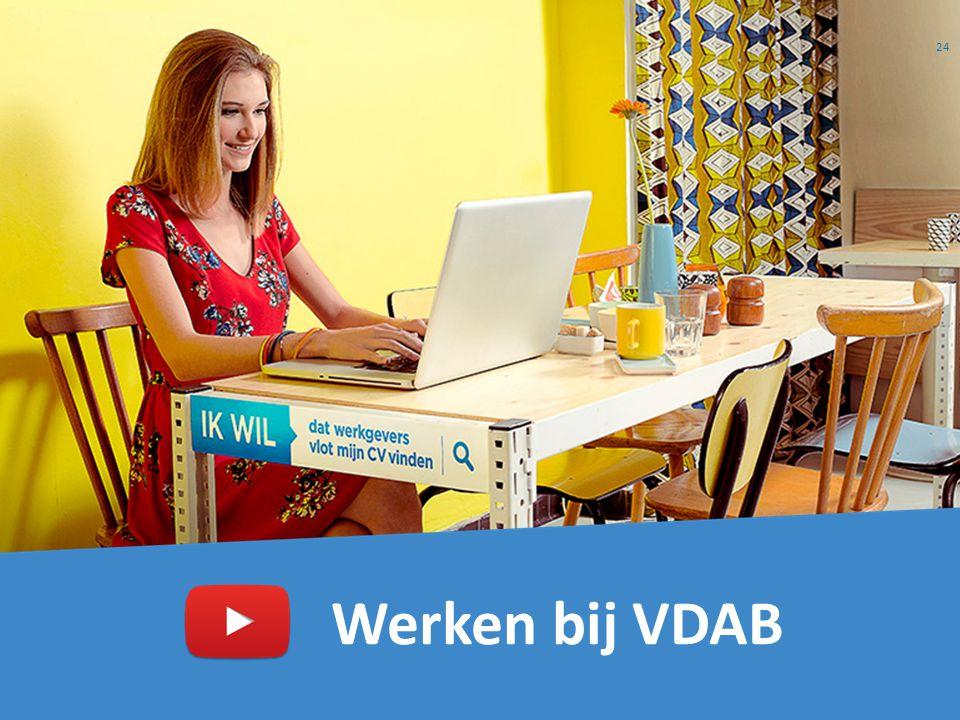 24 Werken bij VDAB