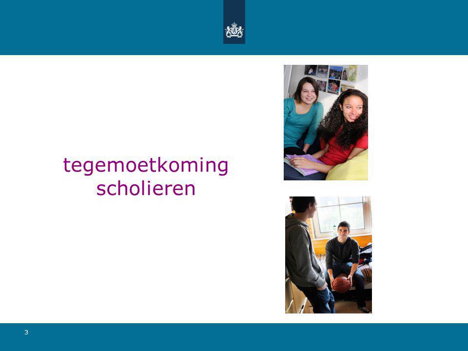 14 lening terugbetalen: - start twee jaar na beëindiging studie - 35 jaar - rente 0,12% - inkomensafhankelijk