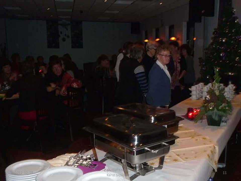 2012-12-18 ZijActief Koningslust Kerst tapasavond 11