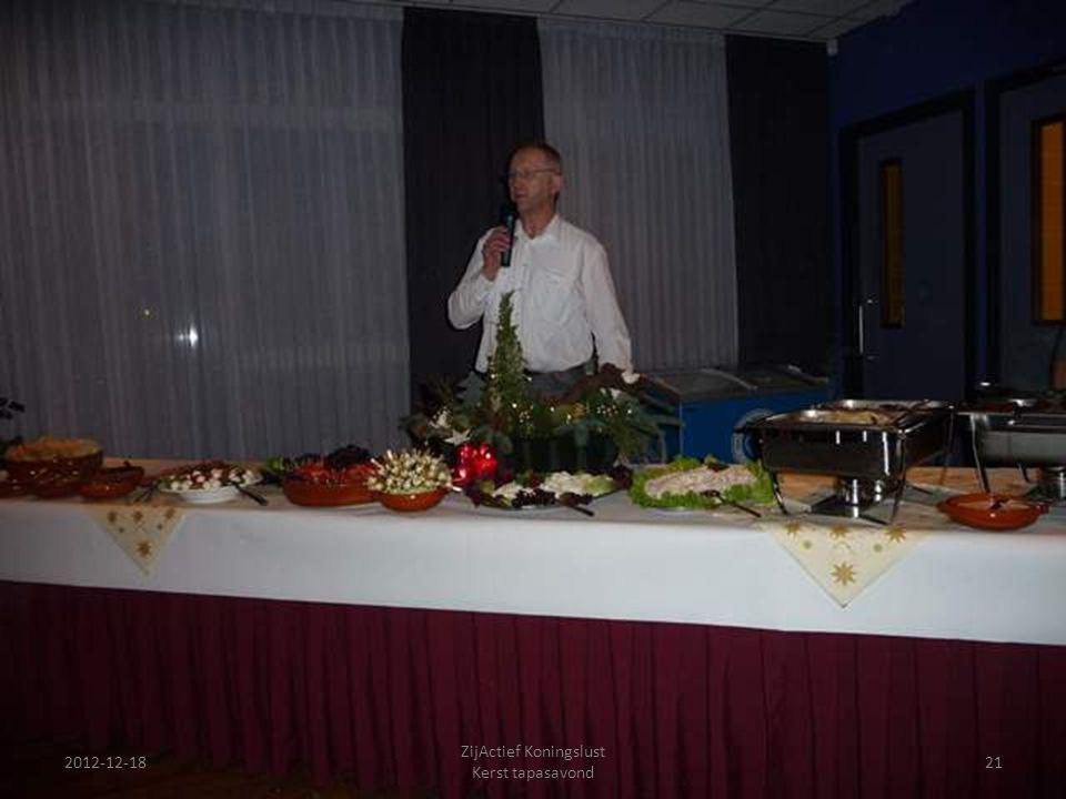 2012-12-18 ZijActief Koningslust Kerst tapasavond 21