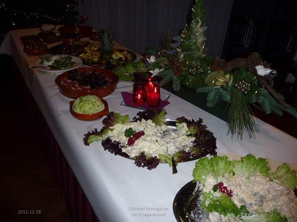 2012-12-18 ZijActief Koningslust Kerst tapasavond 29