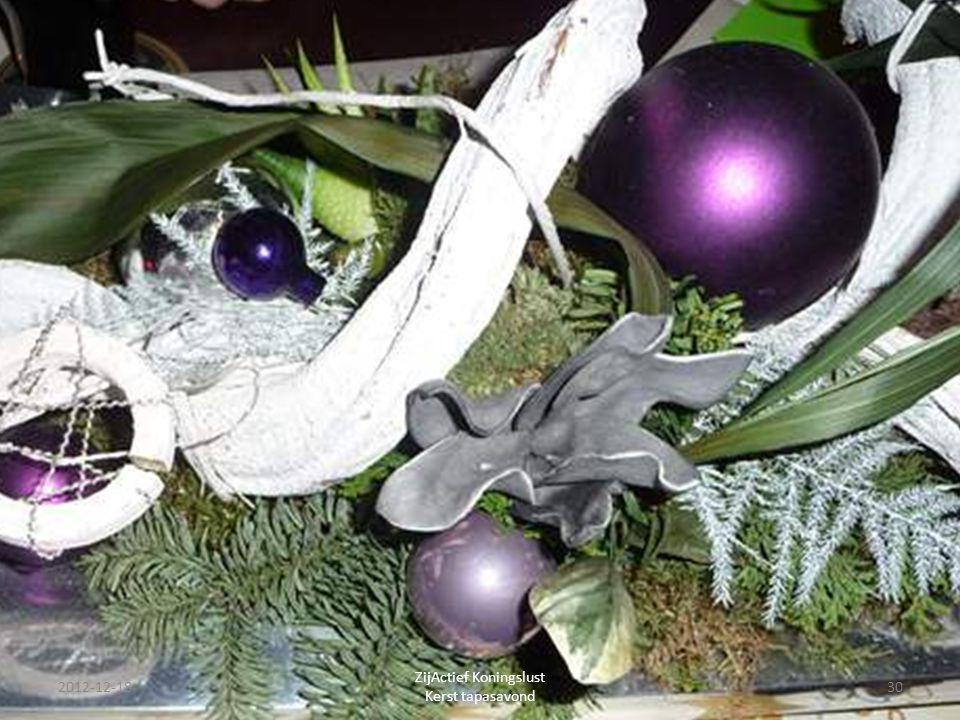 2012-12-18 ZijActief Koningslust Kerst tapasavond 30
