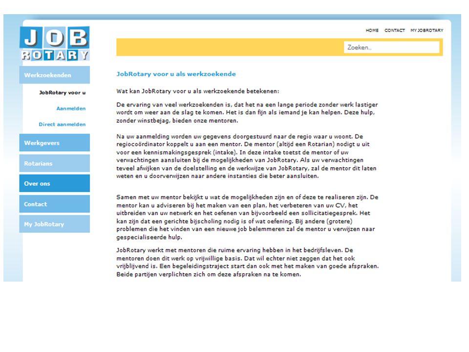 Rotary: service organisatie voor * eigen leden & * maatschappelijke omgeving