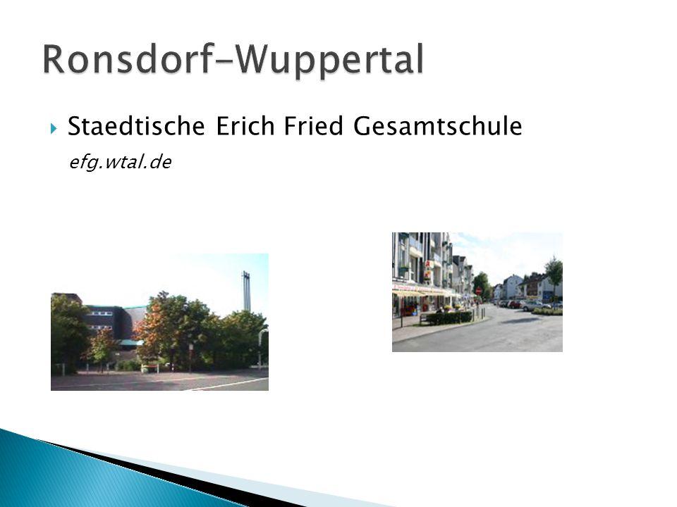  Staedtische Erich Fried Gesamtschule efg.wtal.de