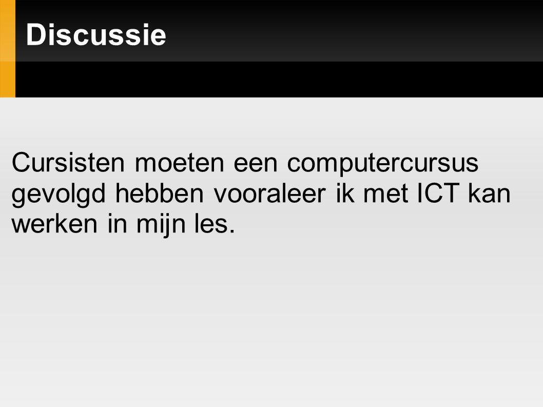 Didactisch-pedagogisch Vrijstelling ICT-coördinatie....