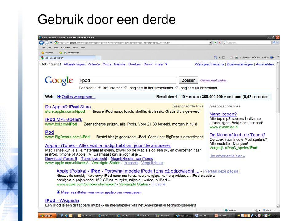 merkhouderconcurrent zoekmachine merkhouder: de facto verplicht om te betalen.