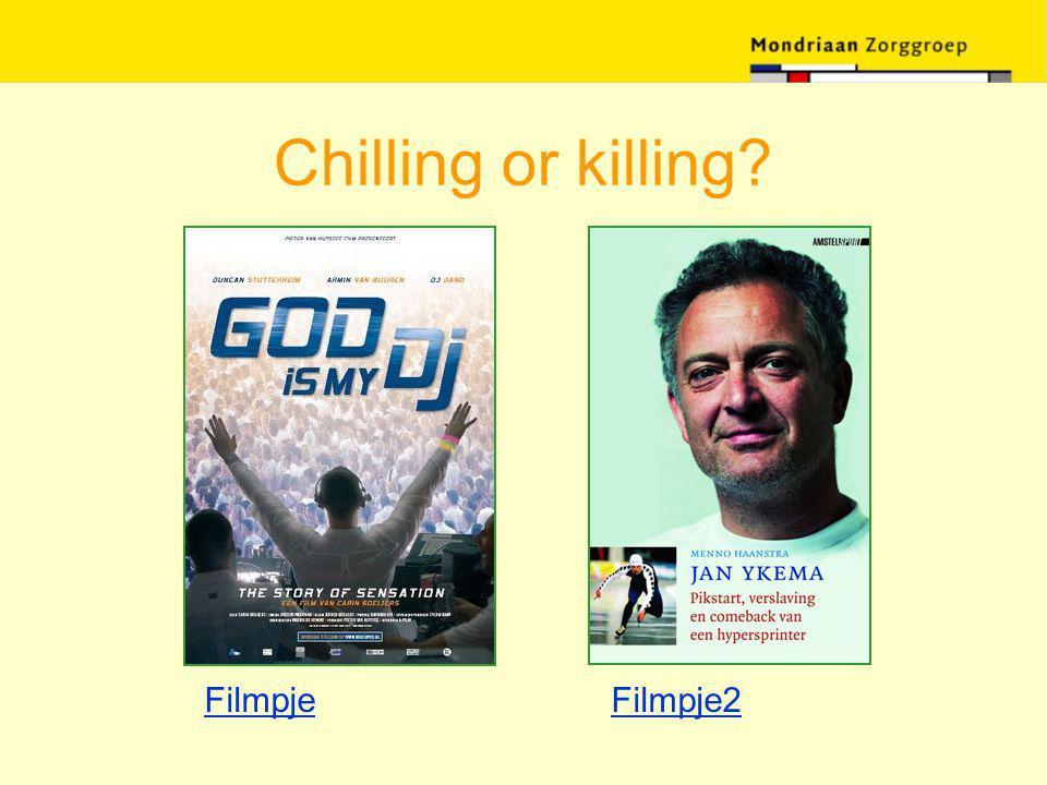 Programma Chilling or killing.