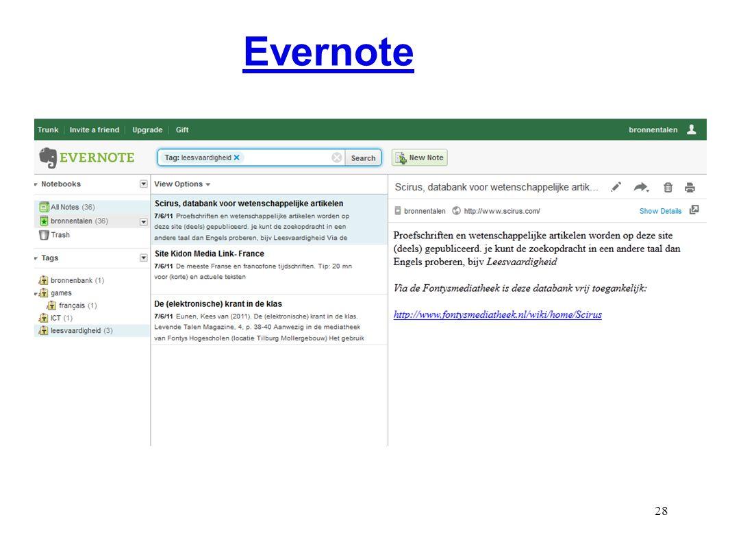 Evernote 28