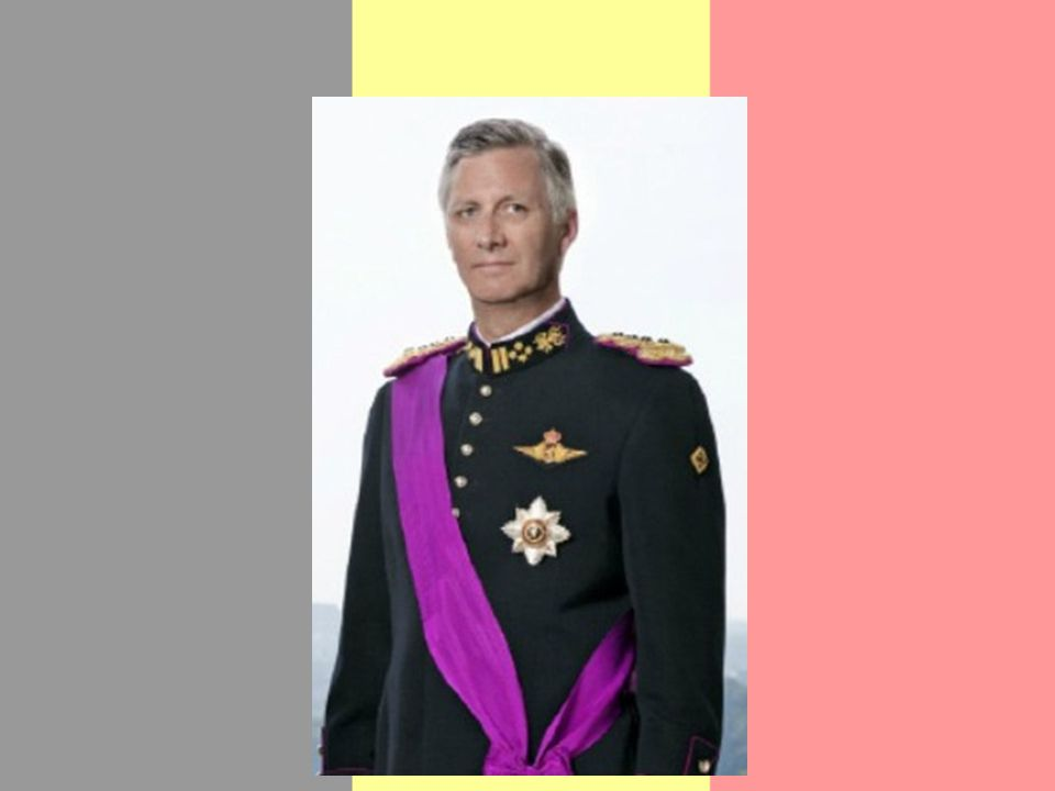 Koningin MathildeKoning Filip De koning en de koningin