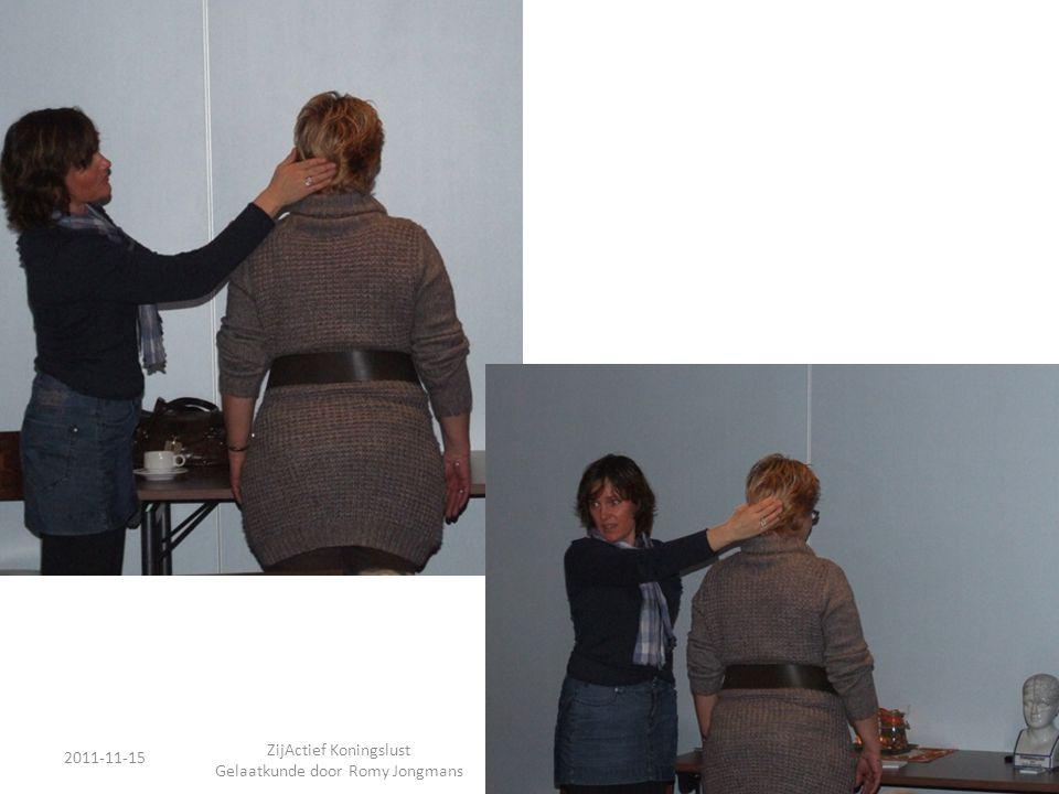 2011-11-156 ZijActief Koningslust Gelaatkunde door Romy Jongmans