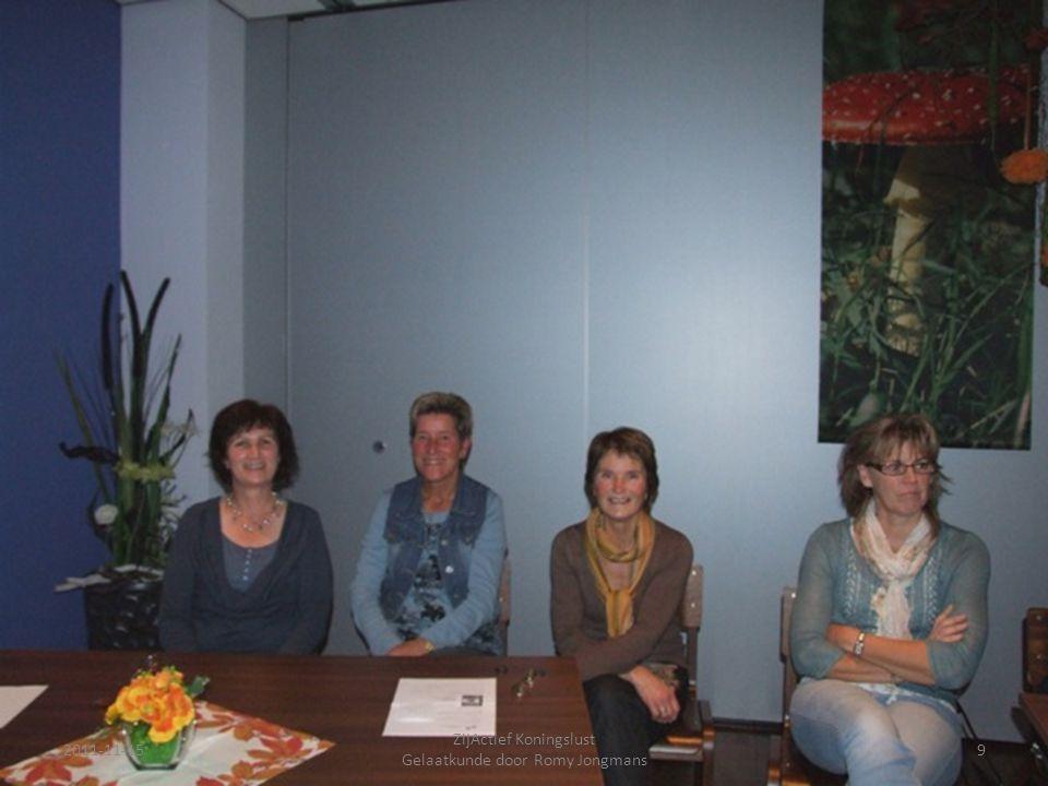 2011-11-159 ZijActief Koningslust Gelaatkunde door Romy Jongmans