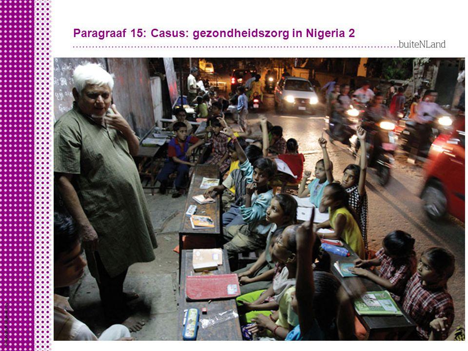 Nigeria: wereldmarkt en voedselsituatie Nigeriaanse boeren zitten klem door: exportsubsidies dumping handelsbelemmeringen door protectiemaatregelen van de VS en Europa