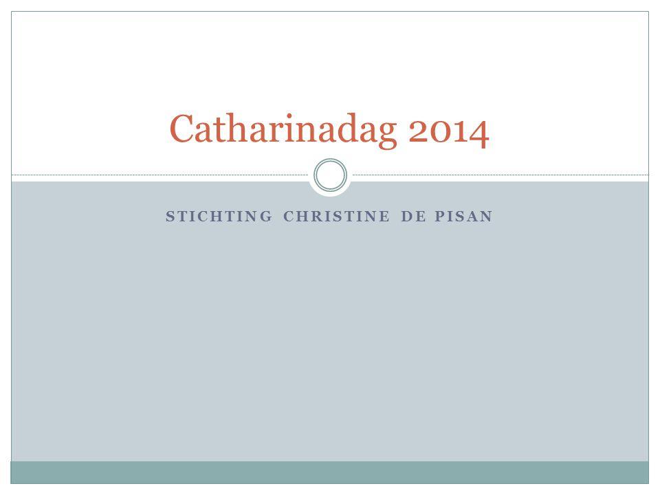 Catharina van Alexandrië († 25 - 11 - 307) Catharina = populaire heilige.