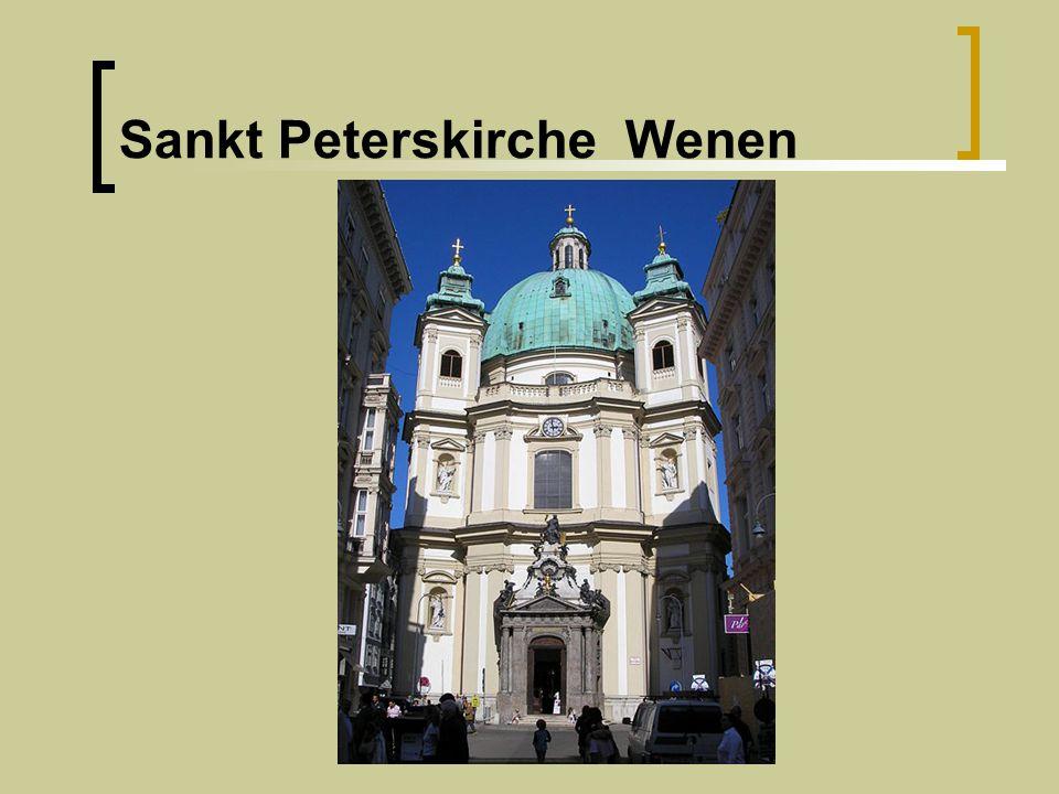 Sankt Peterskirche Wenen