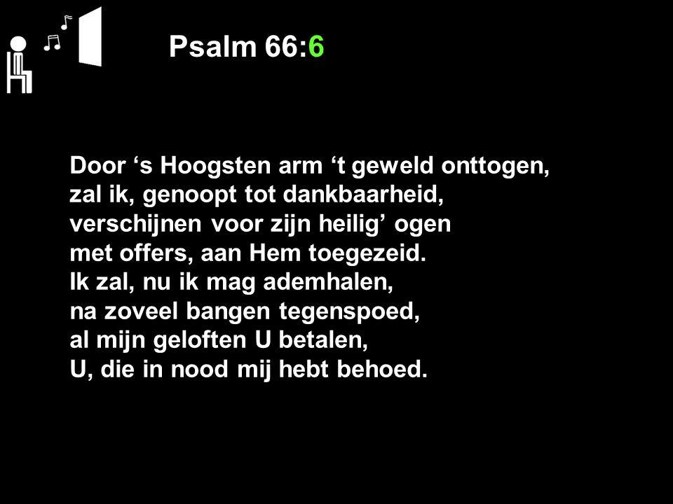 Uit aller mond 181:1, 2, 3 O Christus, die de wijnstok zijt, de plant waaraan de rank gedijt, in U, o Heer, zijn wij geborgen.