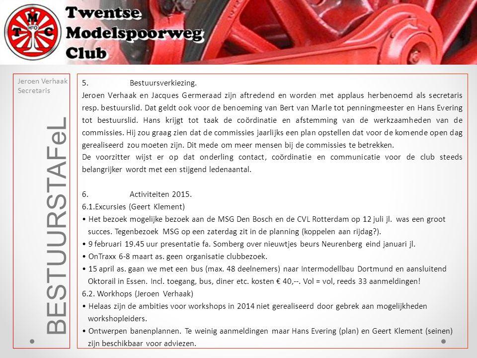Basiskennis digitaal, programmeren decoders etc.Wordt opgepakt door Hans Evering en Olaf Wevers.