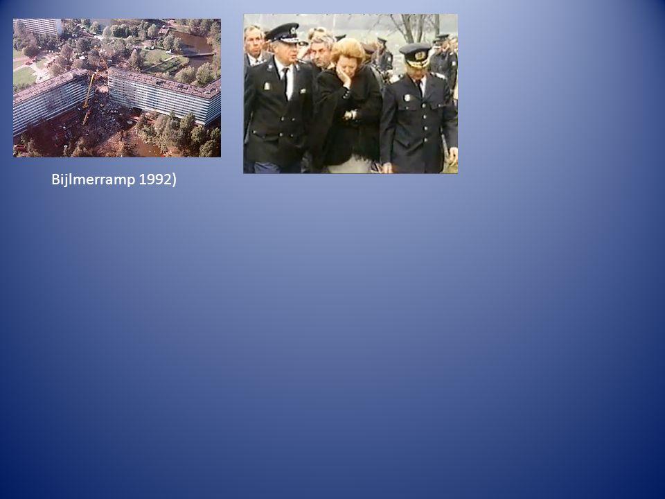 Bijlmerramp 1992)